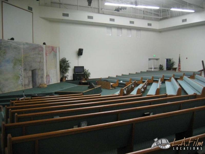 Church Non Traditional