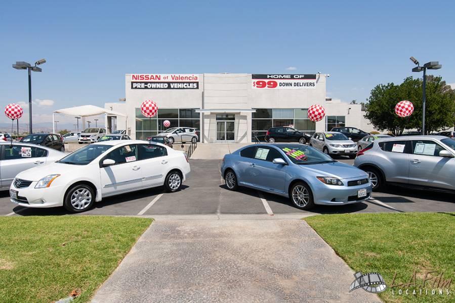 Nissan Dealership #2