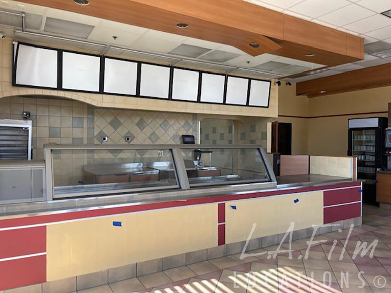 Yuki Empty Restaurant