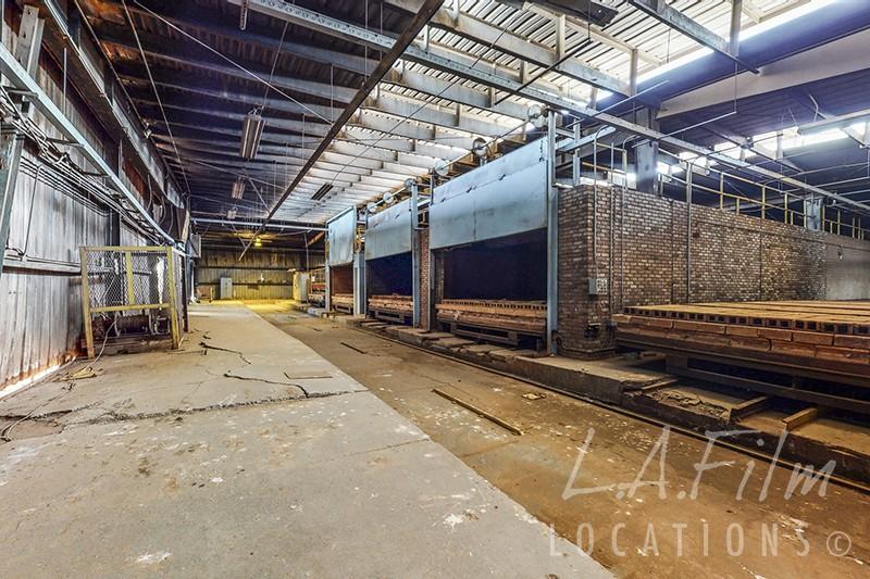 Brick Yard and Factory