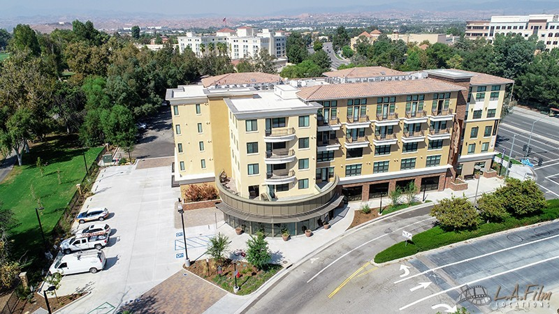 Monti Apartment Building
