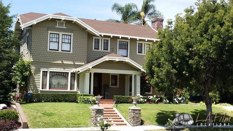 Charming Craftsman House