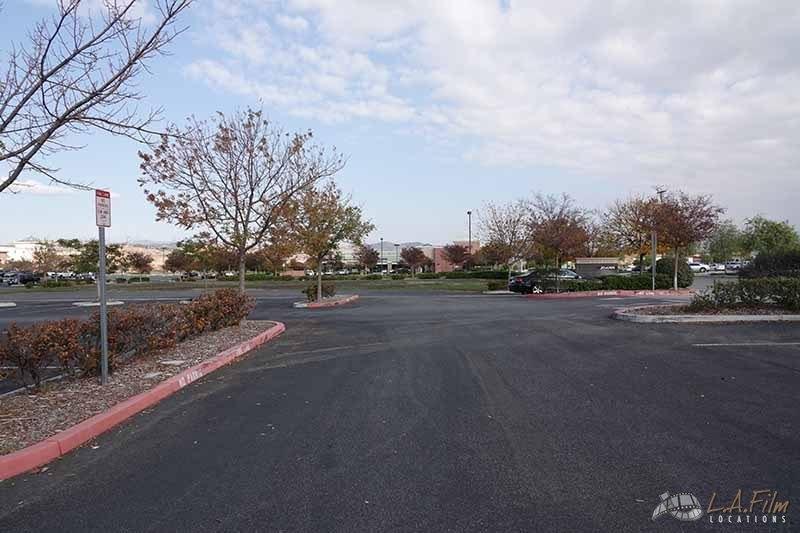 City View Parking Lot