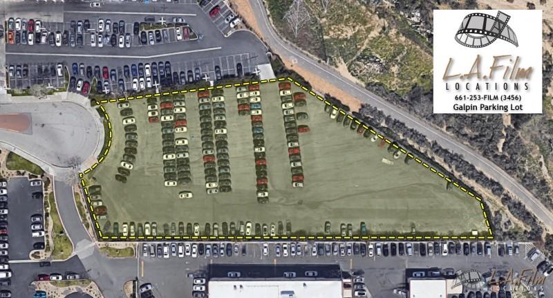 Galpin Parking Lot