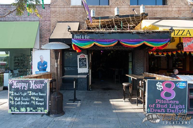 Bourbon St Bar