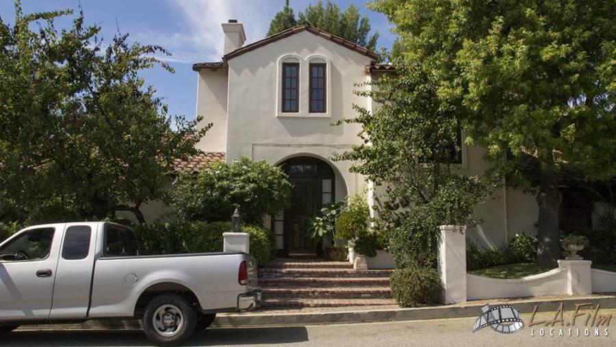 Spanish Retreat House