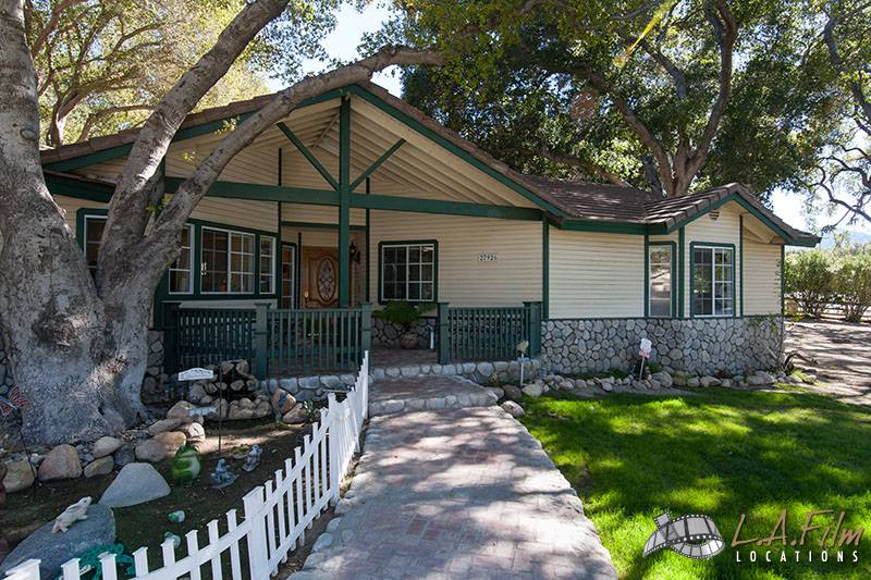 Mary Ranch House