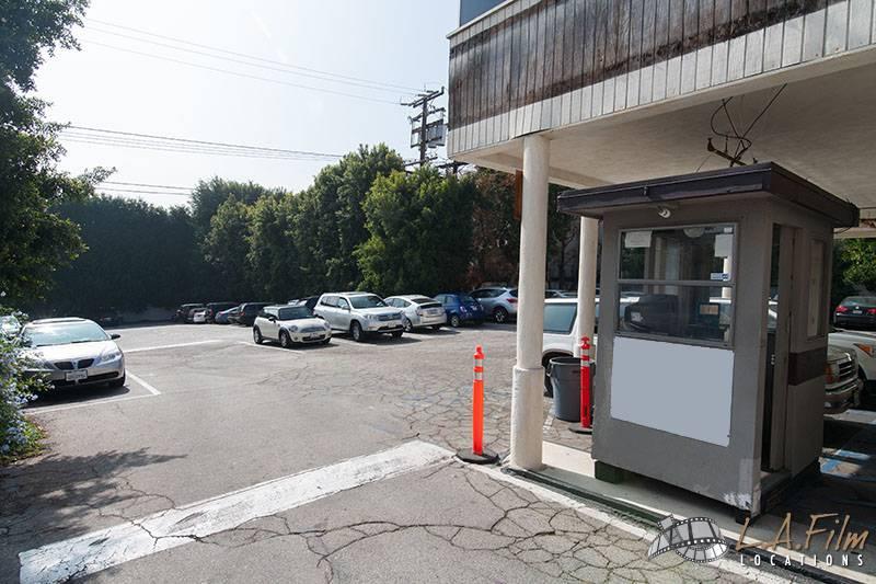 LA Parking Lot #2