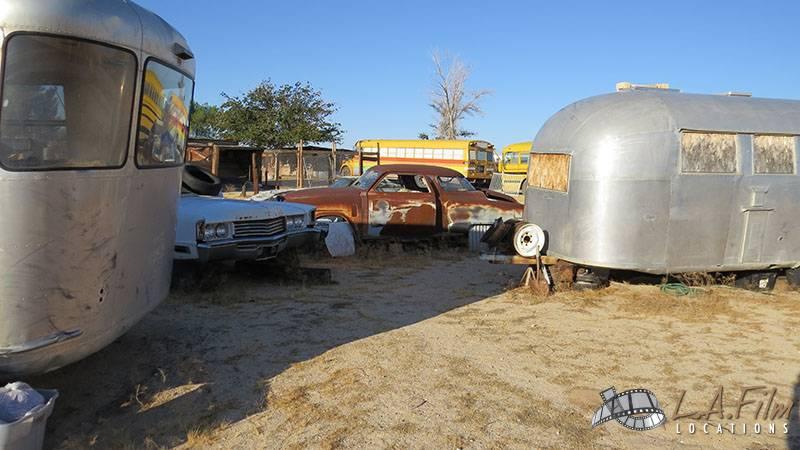 Patina Car Lot