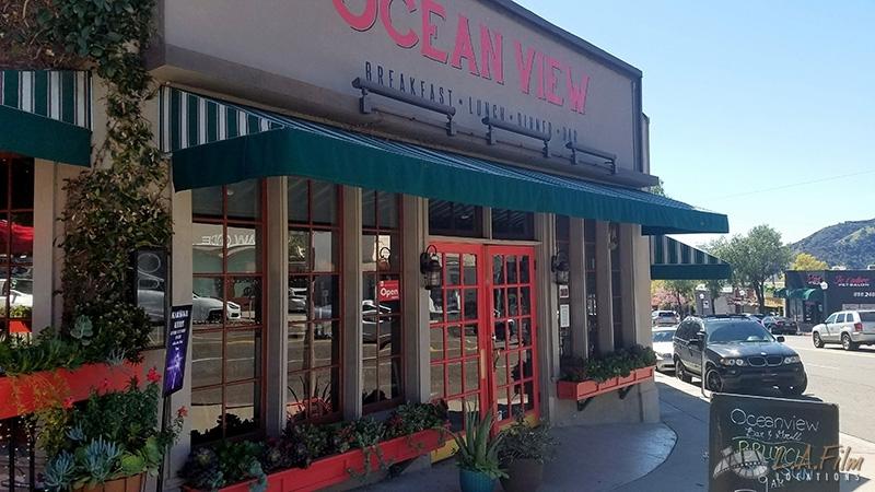 Ocean View Bar & Grill
