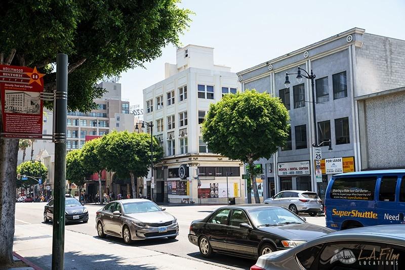 Hollywood Palmer Building