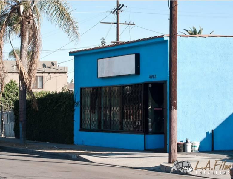 Graffiti  Warehouse