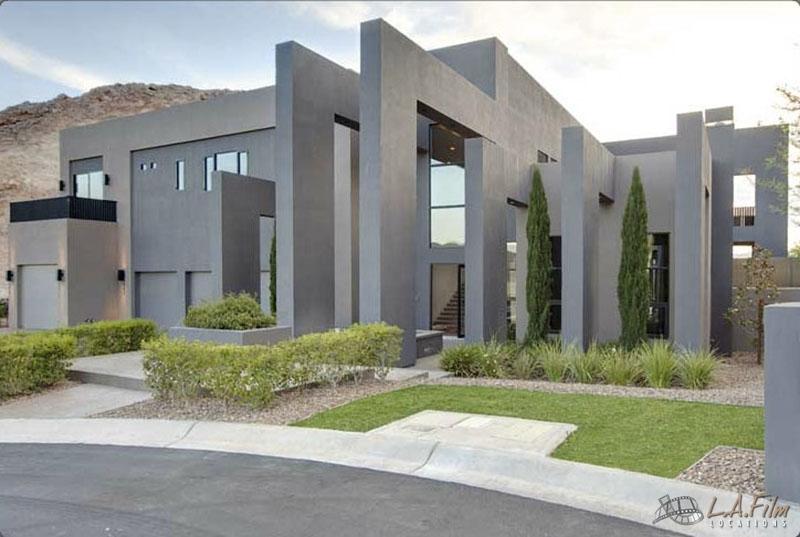 Slate Modern House