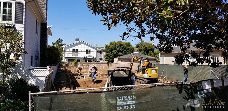Zana Construction Site