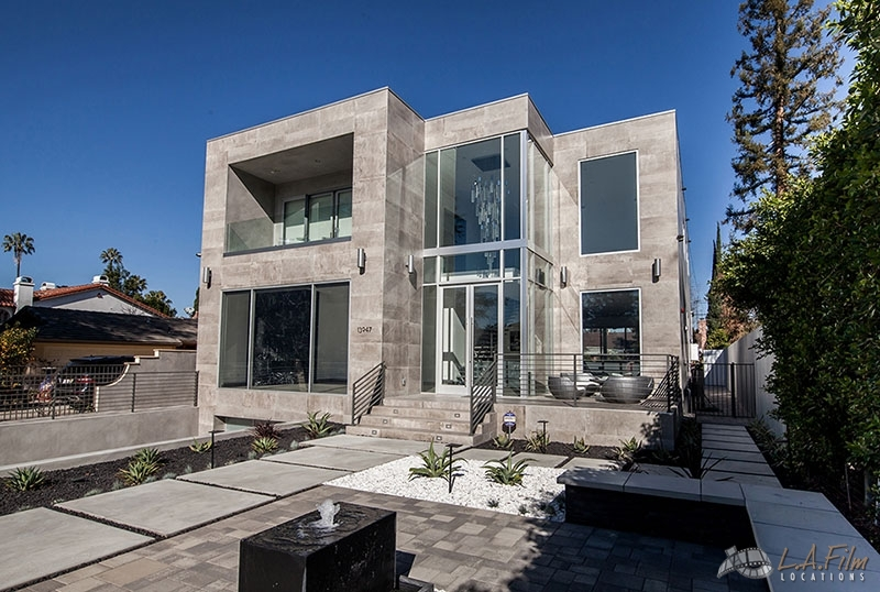 Stone Modern House
