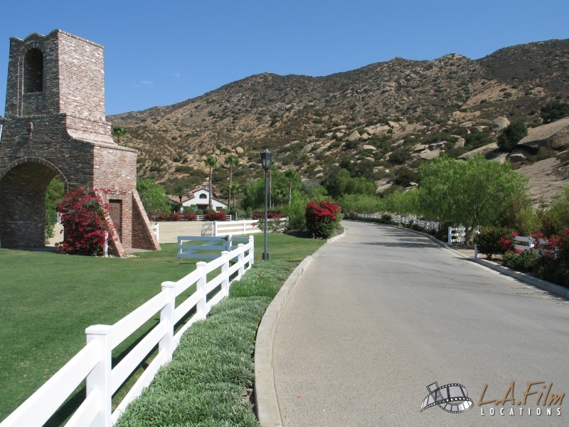 Equestrian Ranch