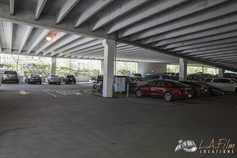 HV Parking Garage
