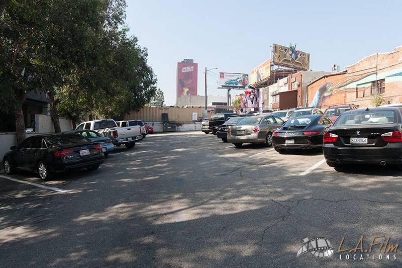 LA Parking Lot #1