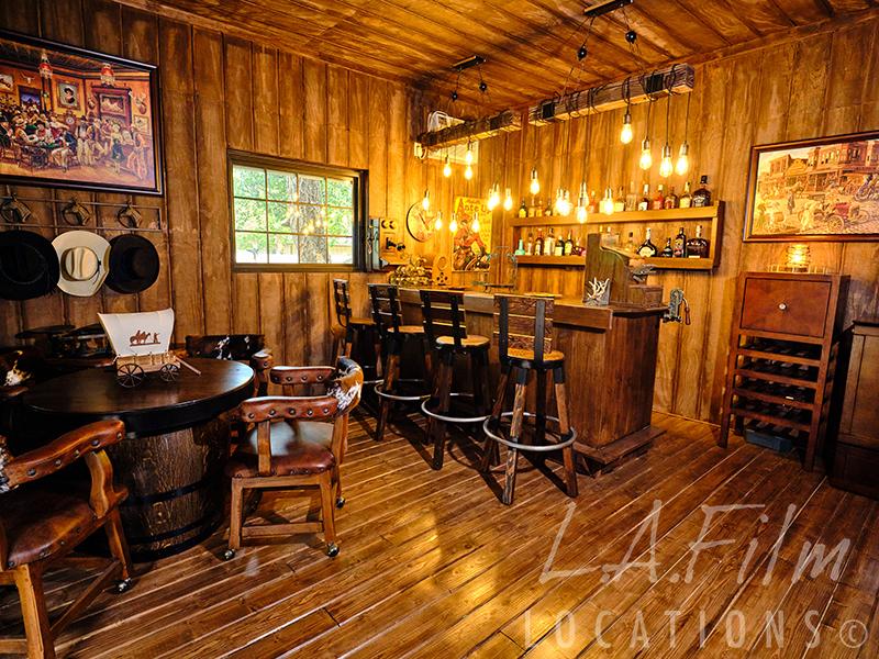 Elegant Ranch Saloon